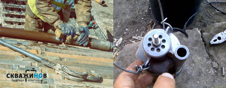 Скважинов - ремонт скважин на воду в Воронеже